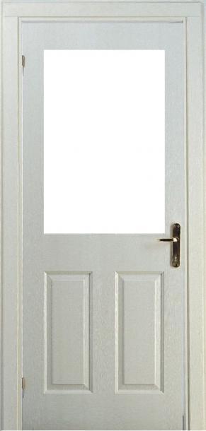 Врата Аспендос 90х200 см. дясна, остъклена