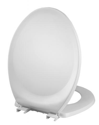 Тоалетна седалка АкваРок 2 бяла