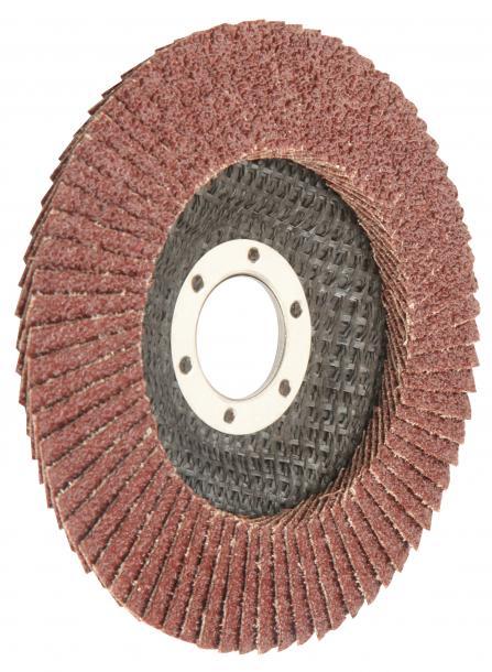 Ламелен диск Tolsen 125mm К 80