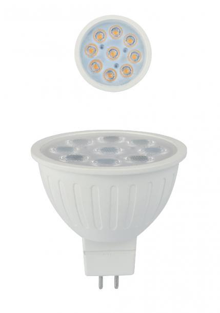 LED крушка GU5.3 6W 4000K 508lm