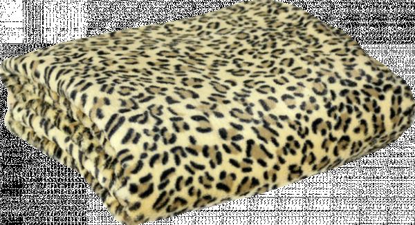 Одеяло 150*200см пантера