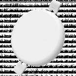 LED панел вгр 18W 2700K IP54 кръг