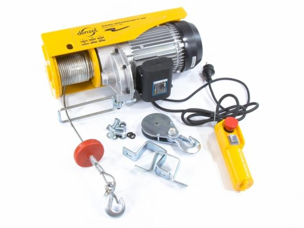 Електрически телфер DENZEL TF-1000