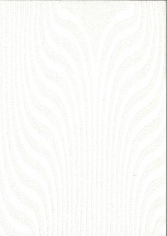 Тапет Винил бели вълни