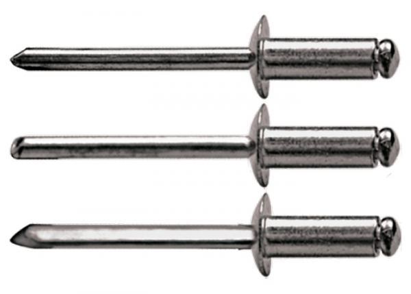 Поп-нитове 3.2х8мм MTX 50бр.