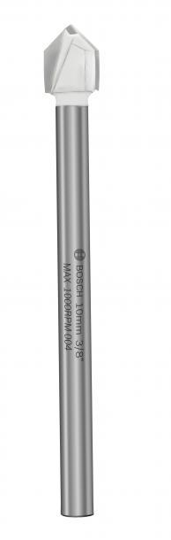 Свредло за стъкло 6х80 мм