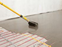 Монтиране на електрически системи за подово отопление