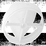 Клапа за вентилатор Elplast ZL-100