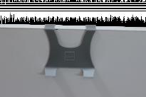 Универсална закачалка сива