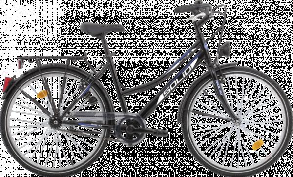 Велосипед Urban 26'' City черно