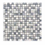 Каменна мозайка сив