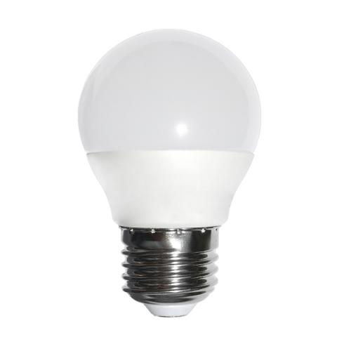 LED крушка E27 G45 6W 6000K