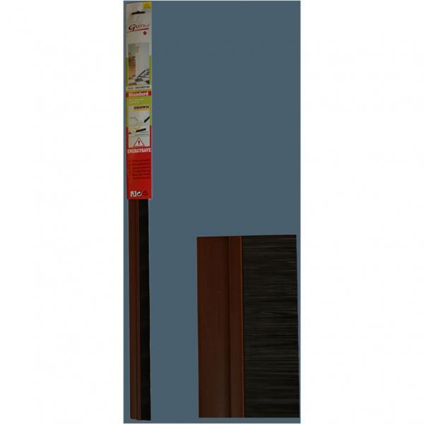 Четка за врата 1 м., кафява