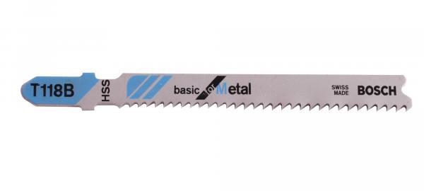 Ножчета HSS T118B BOSCH