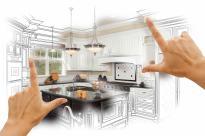 Принт гърбове за кухня