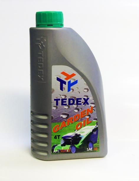 Четиритактово масло Tedex 1 л минерално