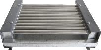 Електрическа скара без капак RUBINO 900W