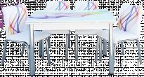 Комплект Поло Дим маса + 4 стола
