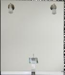 Огледало с осветление Дакота
