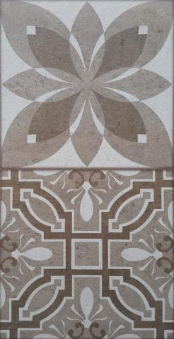 Декор Klio Brown 6