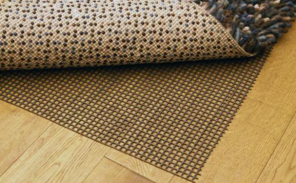 Противоплъзгаща мрежа за килими 60х100 м