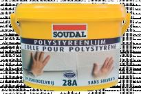 Полистиреново лепило Soudal 5 кг