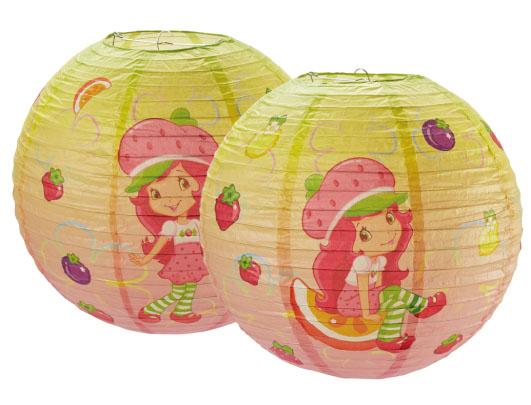 Декоративна лампа Strawberry
