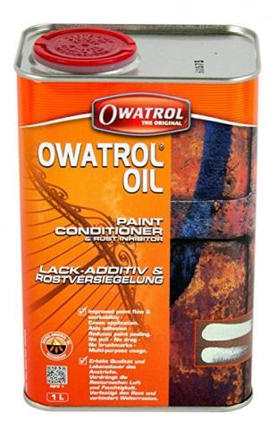 Maсло за метал OWATROL OIL 1л