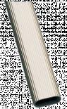 Шина за гардероб никелирана 2м