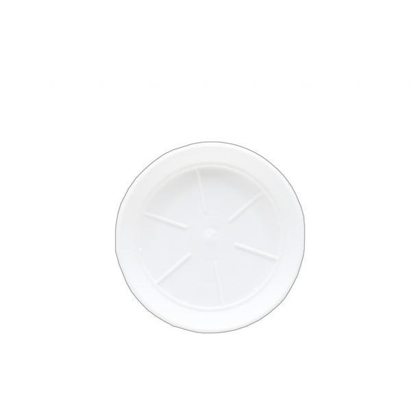 Подложка Ребра Ф:12см бяла