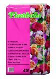 Почва за иглолистни растени и рози Florabella 40 л