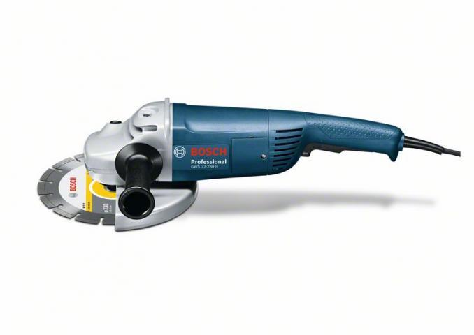 Ъглошайф Bosch Blue GWS 20-230H