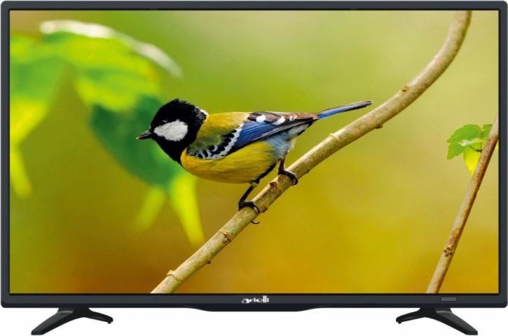 Телевизор ARIELLI LED24DN5T2