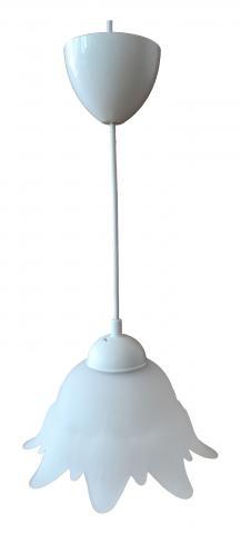 Пендел E27 ф23, бял