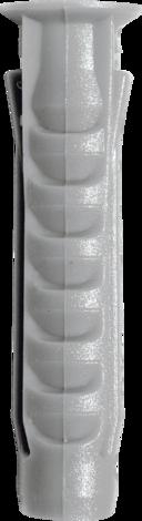 Найлонов дюбел с 4-кратно разтваряне Fischer SX6x30 (100)