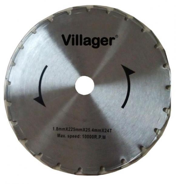 Циркулярен диск VCS 24