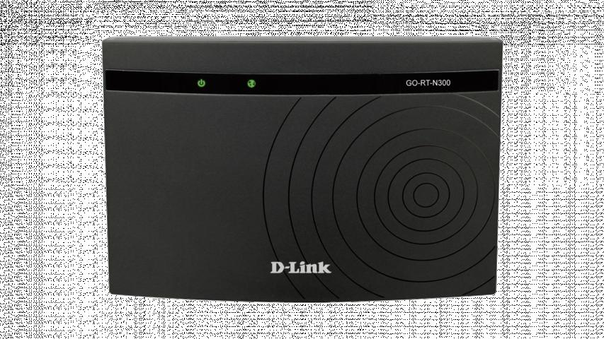 Безжичен рутер D-LINK N 300 EASY GO-RT-N300/E