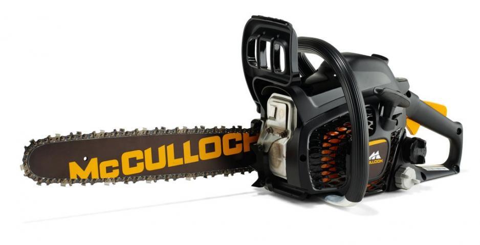 Бензинов моторен трион McCulloch CS 35