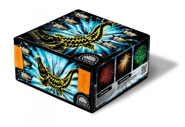 Батерия Алигатор