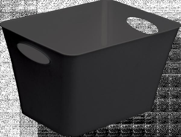 Living Box 44л, черна