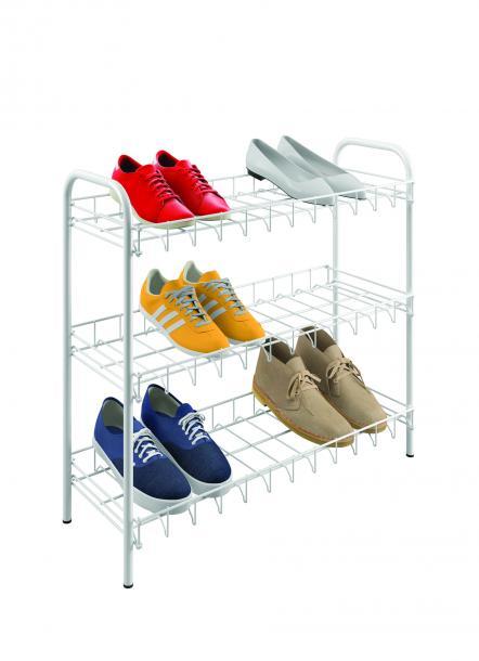 Етажерка за обувки SHOE 3 нива