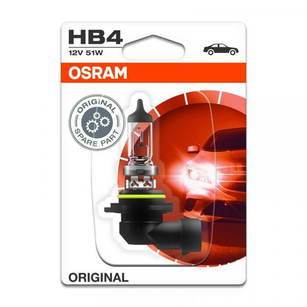 Aвто лампа OSRAM HB4 51W 12V