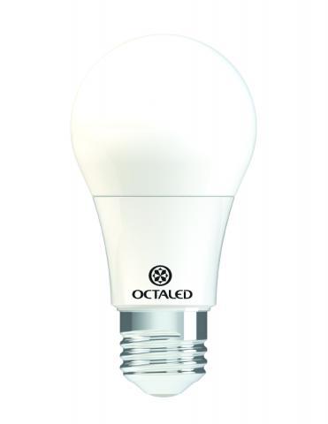 LED крушка 5W E27 470lm топла
