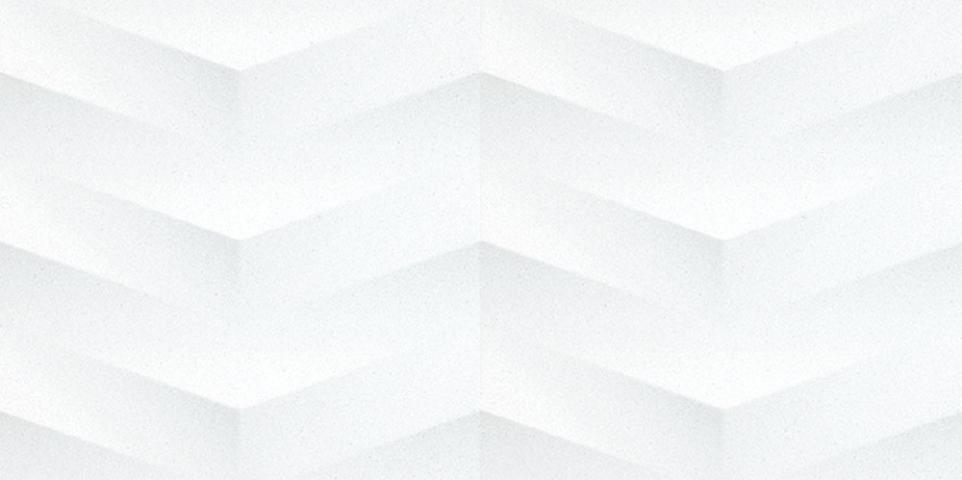 Фаянс White Luxe Spikes 30x60