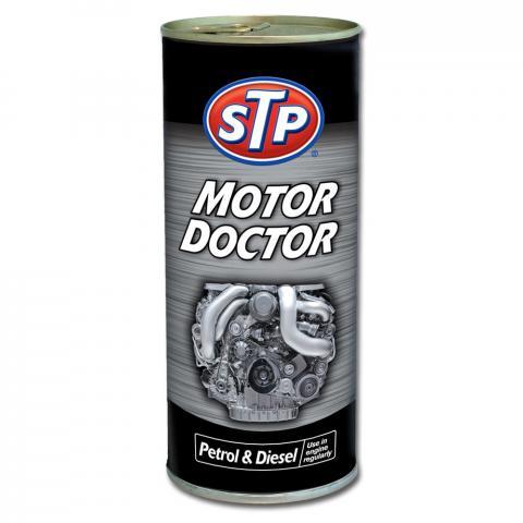 STP Добавка за масло Мотор доктор 444мл