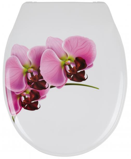 Тоалетна седалка Orchidee