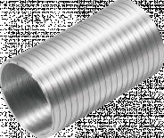 Гъвкав алуминиев въздуховод ALUVENT M Ф125/1м