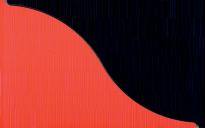 Декор WaterJet Линеа червено-черна