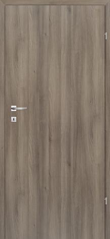 Интериорна врата Century 70х200 см. ясен графит, лява