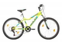 """Велосипед MYSTIQUE 24"""" жълт мат"""